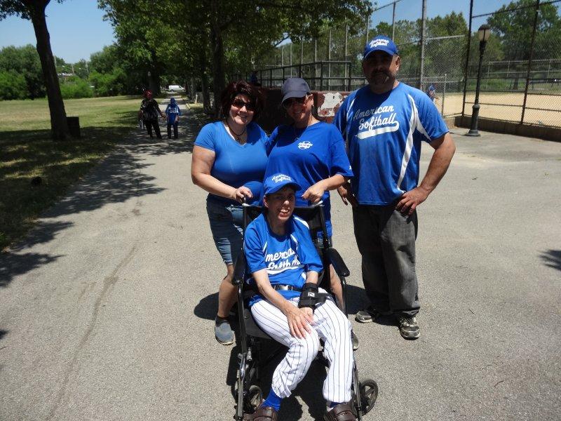 Coach Bella Tufano, Coach Michelle Neglia and Coach Robert Osso